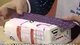 getlinkyoutube.com-Sacolinha com Caixa de Leite por Priscila Cunha