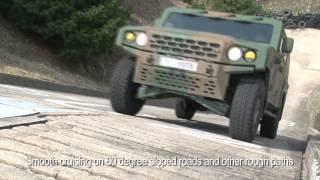 getlinkyoutube.com-KIA Light Tactical Vehicle, Prototype, 2011 - English