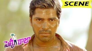 getlinkyoutube.com-Allari Naresh Action Spoof As Allu Arjun And Ravi Teja - Comedy Scene - Selfie Raja Movie Scenes