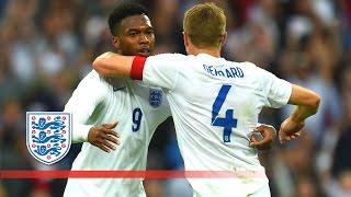 England's Top 5 New Wembley Goals (Sturridge, Gerrard, Alli, Townsend & Vardy) | Top Five