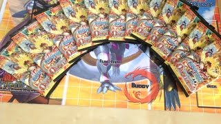 getlinkyoutube.com-Future Card Buddyfight! H-BT03 Assault of the Omni Lords Product Opening