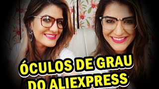 getlinkyoutube.com-ÓCULOS DE GRAU DO ALIEXPRESS