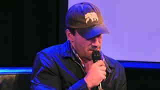 Jon Hamm Likes To Do Fun Things — Running Late with Scott Rogowsky