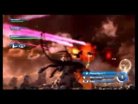Crimson Dragon - Gameplay Trailer 2012