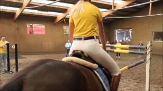 getlinkyoutube.com-Men against horse manege Zonneveld 2014