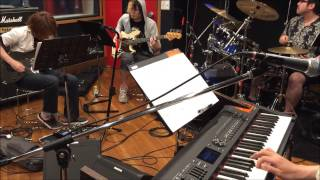 "getlinkyoutube.com-Splatoonのテーマ曲をリハの合間に弾いてみた ~Splatoon BGM Theme ""Splattack!"" with band~"