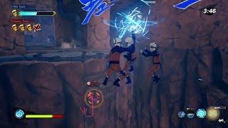 NARUTO & SASUKE Are GODLY!   Shinobi Striker Open Beta