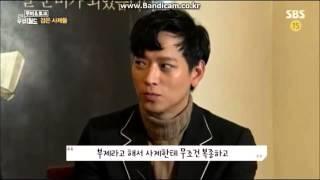 getlinkyoutube.com-Gang DongWon~20151017 SBS接続!ムービーワールド