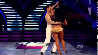 getlinkyoutube.com-Maripily ultimo baile la negra tiene tumbao mira quien baila