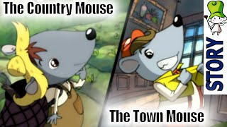 getlinkyoutube.com-The Town Mouse and the Country Mouse - Bedtime Story (BedtimeStory.TV)