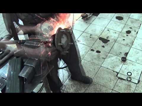 Подшипник задний полуоси, ступицы. Suzuki Escudo - замена