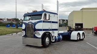 getlinkyoutube.com-Detroit Diesel Powered Cabover Trucks