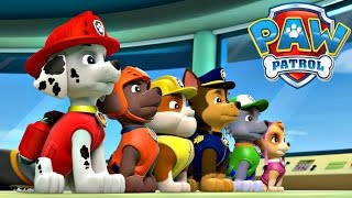 getlinkyoutube.com-Paw Patrol  Pups Save The Day - Nick Junior Game Video For Kids