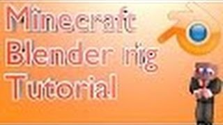 getlinkyoutube.com-How to get your Minecraft Skin on Blender 2016