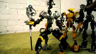 LEGO Bionicle Review: The Shadowed One