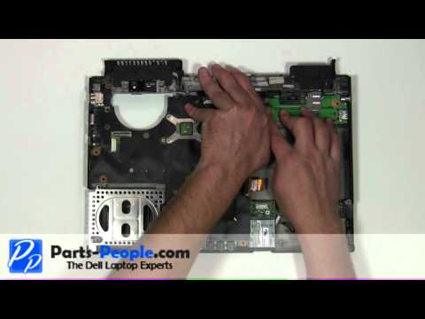 Dell XPS M1530 | Motherboard Replacement | How-To-Tutorial