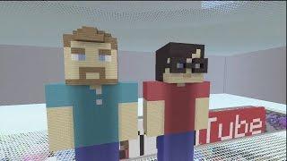 Rhett and Link Statue!