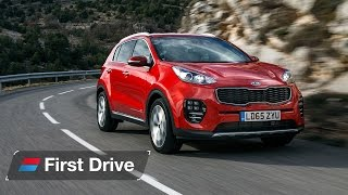 getlinkyoutube.com-2016 Kia Sportage first drive review