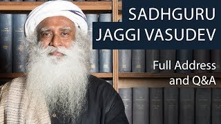 getlinkyoutube.com-Sadhguru Jaggi Vasudev | Full Talk at Oxford Union