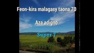 Super 7: Aza adigno