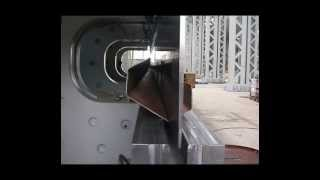 AĞIR TONAJ - Senkronize Hidrolik Abkant Pres