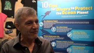 LIDS 2014: Scubaverse talks with Paul Rose about Project AWARE