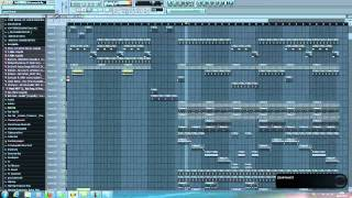 "getlinkyoutube.com-Maybach Music beat trap beat lex Luger style ""Easy Money"" Fl studio 10"
