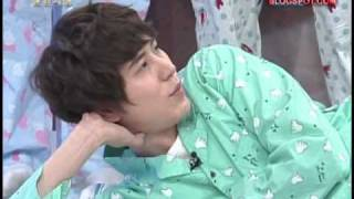 getlinkyoutube.com-110209 Kyuhyun's Secret Garden Acting Cut