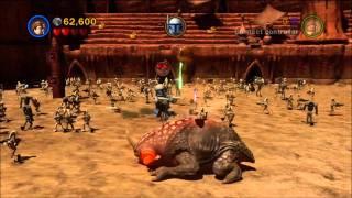getlinkyoutube.com-Lego Star Wars III: The Clone Wars: Walkthough - Prologue [1080p HD] (PS3/XBOX 360/Wii/PC/PSP/DS)