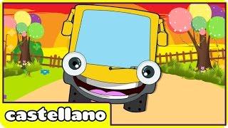 getlinkyoutube.com-Las Ruedas Del Autobus - The Wheels On The Bus by Hooplakidz Castellano