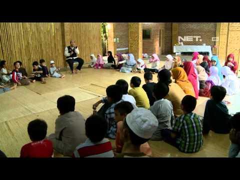 NET5 - Pesantren di Sekolah alam bintaro