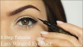 getlinkyoutube.com-Eyeliner Tutorial | 5 Steps | TheMakeupChair