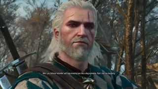 getlinkyoutube.com-Witcher 3: Wild Hunt - Full Keira Metz Quest Line - Friends with Benefits