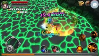 getlinkyoutube.com-Dungeon Quest Rogue Bow (EP8 Floor 2200+)