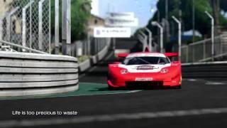 """getlinkyoutube.com-GT5 E3 2010 Trailer Full song - Daiki Kasho """"5OUL ON D!SPLAY"""""""