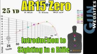 getlinkyoutube.com-AR15 Zero: Introduction