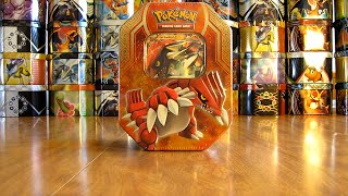 getlinkyoutube.com-Pokemon Groudon EX Tin Opening