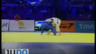 getlinkyoutube.com-JUDO 2008 European Championships: Armen Nazaryan (ARM) - Tomasz Adamiec (POL)