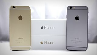 getlinkyoutube.com-iPhone 6 Unboxing (Gold + Space Gray)