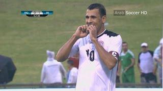 ركلة الجزاء الضائعة من مهاجم العراق يونس محمود أمام منتخب إيران HD