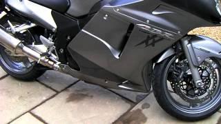 getlinkyoutube.com-Honda Super Blackbird XX 1100