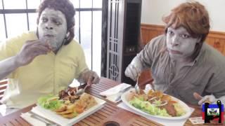 Chris & Jon Eat Haitian Food