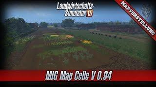 getlinkyoutube.com-LS 15 Mapvorstellung #75 ★ MIG Map - Region Celle V0.94 Multi-Fruit