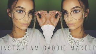 getlinkyoutube.com-Instagram 'Baddie' Makeup Tutorial | Aoife Conway ❤