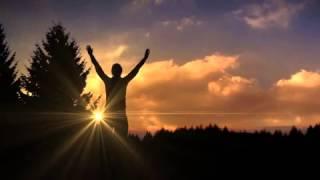 getlinkyoutube.com-Silhouette Sunrise Worship Motion Background