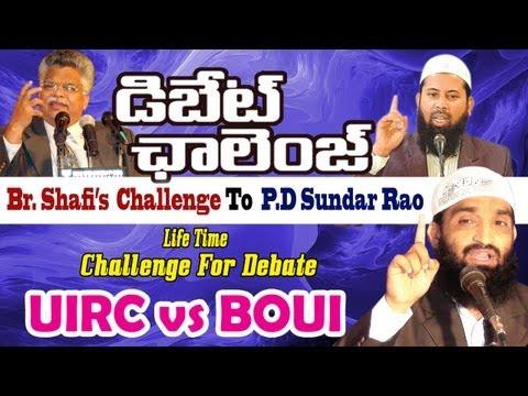 UIRC challenges Jayashali Pd Sundar Rao and Lazarus Prasanna Babu