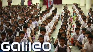 getlinkyoutube.com-XXL Schule Indien | Galileo