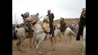 getlinkyoutube.com-رقص الخيول في عسلة