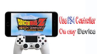 getlinkyoutube.com-How to Use PS4 Controller On Any I Device (Jailbreak 8.1.2)
