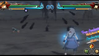 getlinkyoutube.com-NUNSR - SASUKE ULTIMATE MOVESET MOD (RINNEGAN POWERS)